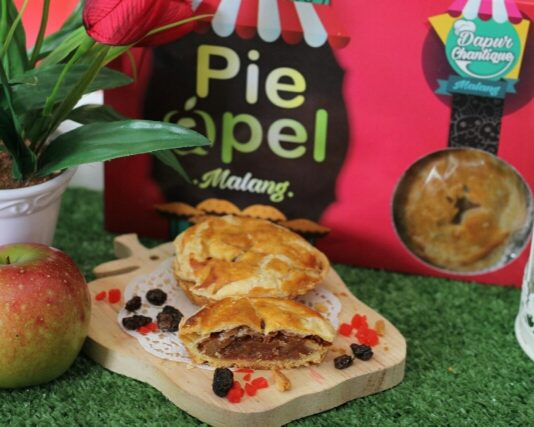 Pie Apel Malang
